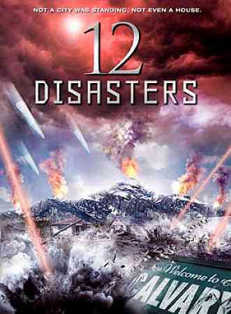 12 DISASTERS BY QUINN,ED (DVD)
