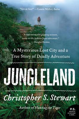 Jungleland By Stewart, Christopher S.